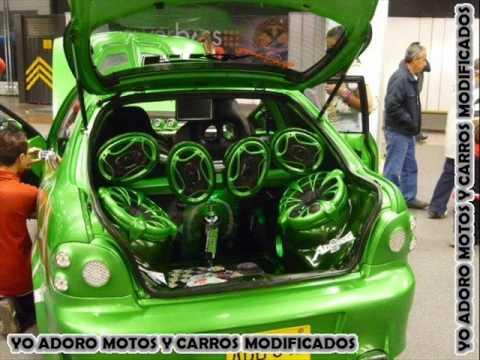 MOTOS Y CARROS MODIFICADOS .J.C