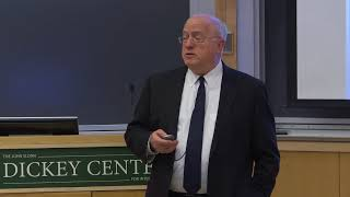 Daniel Kurtzer - Trump and the Search for Middle East Peace