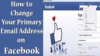Facebook Number Id Change, How to Change your Login Email Address on Facebook