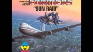 Sun Raid Part 2 of 2 - Transformers audio book
