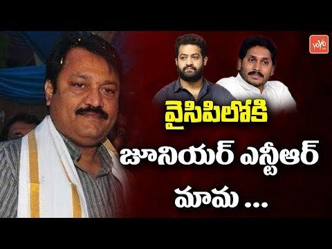 Xxx Mp4 Narne Srinivasa Rao Will May Join In YSRCP Jr NTR S Father In Law Met YS Jagan YOYO TV Channel 3gp Sex