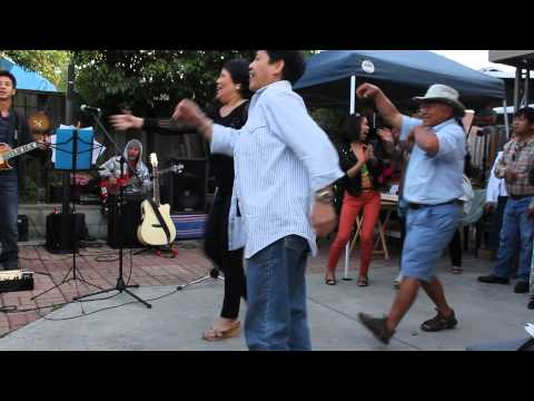BIBAK NorCal A Little Dirty Dancing to guitar music by Janus Ananayo