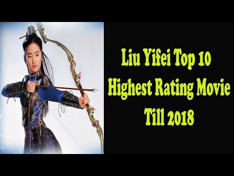 Xxx Mp4 Liu Yifei Top10 High Rating Movie In Her Career Till 2018 3gp Sex