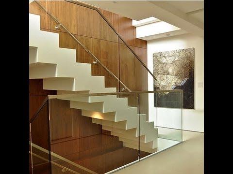 Fachadas de casas vidoemo emotional video unity - Disenos de escaleras para casas ...