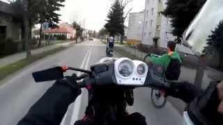 Wadowice STUNT MTB / Scooter / Supermoto 2015