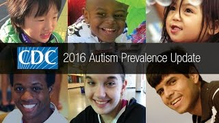 CDC's new update on autism: What you need to know