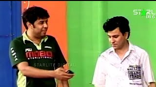 Best Of Naseem Vicky and Tariq Teddy Stage Drama Full Funny Comedy Clip