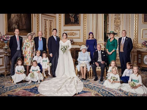 Xxx Mp4 Princess Eugenie S Official Wedding Photos Released See All 4 Dazzling New Portraits 3gp Sex