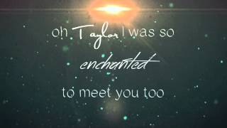 Owl City - Enchanted (Lyric Video)