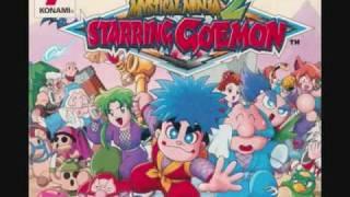 Goemon's Great Adventure - Wiseman's Invention Theme (Looped)