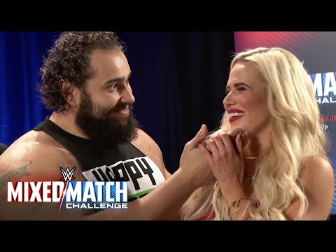 Xxx Mp4 Daniel Bryan Teams Up Rusev And Lana For WWE Mixed Match Challenge 3gp Sex