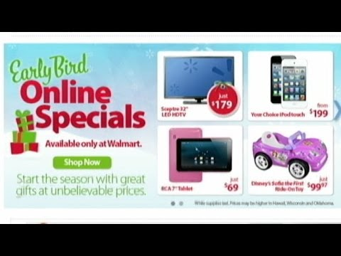 Walmart Glitch Causes Website to Seriously Roll Back Prices