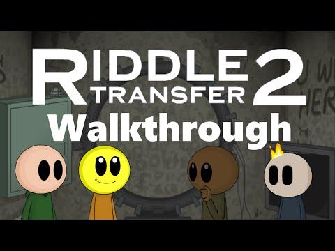Riddle Transfer 2 - Full Walkthrough