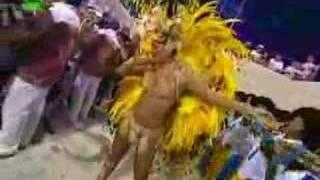 Juliana Paes Viradouro Brasil Rio Carnival 2008