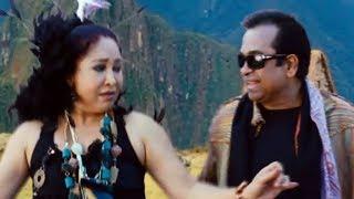 Brahmanandam Kovai Sarala Robo Songs Spoof In Nuvva Nena