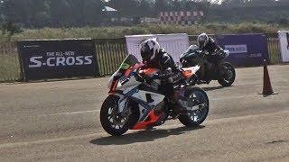 INDIA SuperBikes DRAG RACE - Speed Week 2017 (Bangalore)