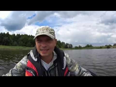 рыбалка на озере кабаньем