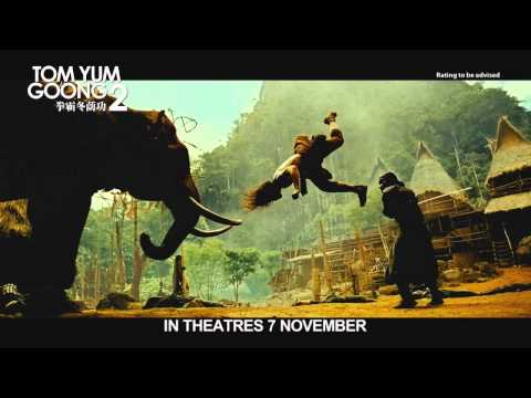 Tom Yum Goong 2 Official Trailer