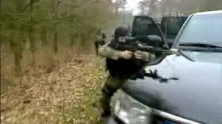 (Brigade Speciale Beveiligingsopdrachten) Koninklijke maresausee BSB