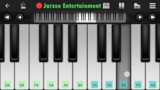 Itni Si Baat Hai (Azhar), Arijit Singh - Easy Mobile Perfect Piano Tutorial