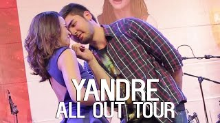 Yassi Pressman featuring Andre Paras - Dahil Sa 'Yo [Yandre All Out Tour]