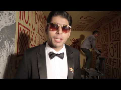 Bam Bam Bholey | Behind The Scenes | Leo Ft Lil Golu | Music Artist Immense | Video The James Only