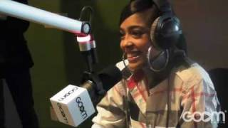 Nitty Scott, MC Interview And Freestyle on AllHipHop Radio!