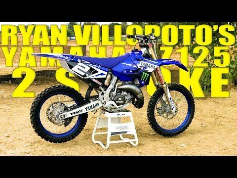Xxx Mp4 Ryan Villopoto 39 S Yamaha YZ125 2 Stroke RAW Motocross Action Magazine 3gp Sex