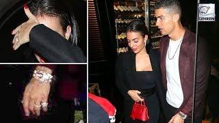 Cristiano Ronaldo Set To Marry GF Georgina Rodriguez?