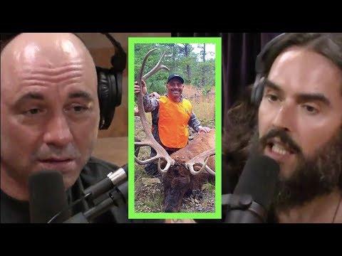 Joe Rogan Explains Hunting to Russell Brand