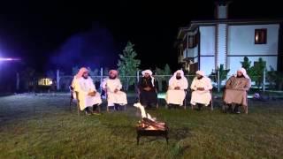 اجمل دقايق الحلقة 4 !  النار   منصور السالمي