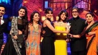 Amitabh Bachchan Actor Of Century - Stardust Awards 2013