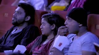 Two Empty Seats In PVR | Why Choose Flipkart?