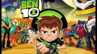 BEN 10 All Cutscenes Movie (Game Movie) - BEN 10 Full Movie