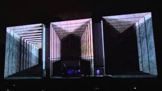 Luca Agnani Studio | Video Projection Mapping | Circle of Light Moscow 2014 | Modern