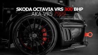 Skoda Octavia vrs modified [vrs 7999][petes tuned][skoda octavia 300bhp][Milltek exhaust]|| Raj Paul