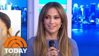 Jennifer Lopez Talks 'Shades of Blue' And Her Twins' Special Bond | TODAY