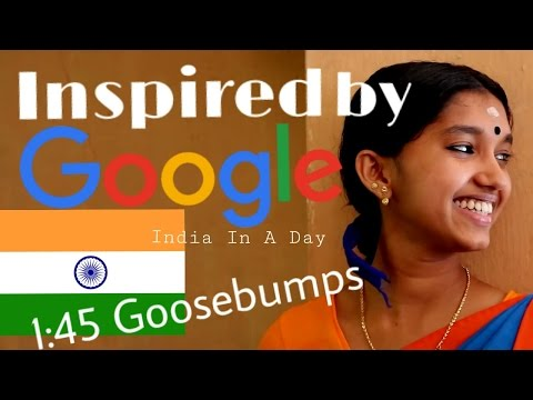 INSPIRING INDIA  A  Inspired by India In A Day - India_s first crowdsourced feature film