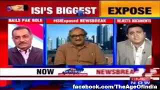 Tarek Fatah demolishes Pakistani panelist, says he came on a donkey from Arabia