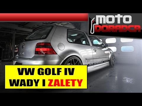 Volkswagen GOLF IV WADY I ZALETY 301 MOTO DORADCA