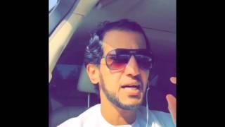 أحمد الشرياني عقلية الوفرة وعقلية الندره