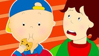 Caillou has a day out | Fun for Kids | Videos for Toddlers | Full Episode | Cartoon movie