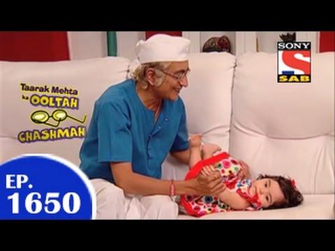 Taarak Mehta Ka Ooltah Chashmah -  तारक मेहता - Episode 1650 - 14th April 2015