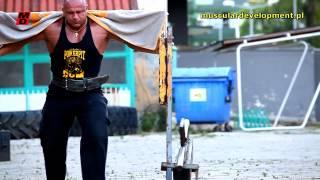 FA Xtreme Team - Andrzej Zieleniecki - Treening strongman