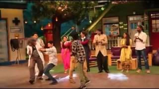 Parshya & Sunil Grovhar Zinghat Dance On The Kapil Sharma Show