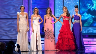 Miss Universe 2009 - TOP 5