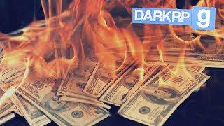 GMOD DarkRP FR #170 : FABRICATION D'ARGENT QUI TOURNE MAL !!