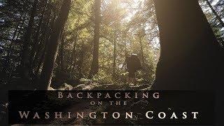 Backpacking On The Washington Coast - Bad Light In A Beautiful Location