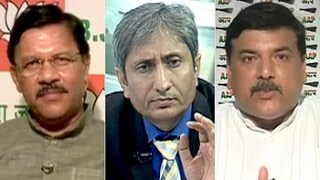 Najeeb Jung tells Arvind Kejriwal who the