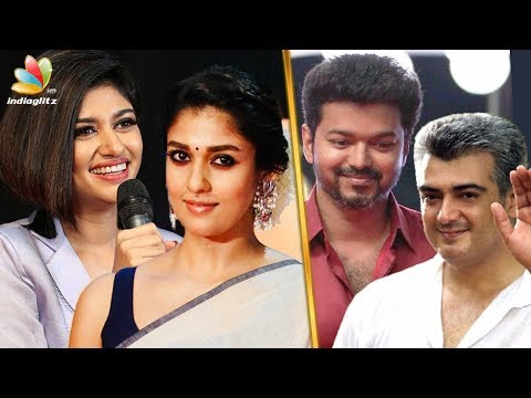 Xxx Mp4 Thala Thalapathy Who Is Oviya Nayanthara S Favorite Vijay Ajith Hot Tamil Cinema News 3gp Sex
